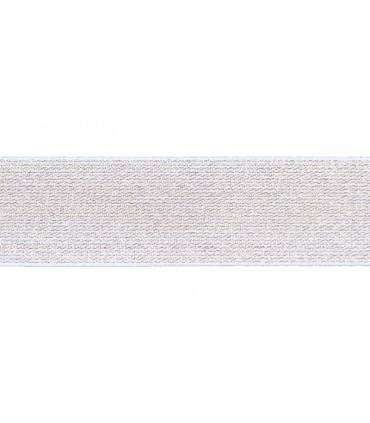 Schrägband lurex 30mm