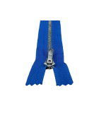 Metallic Zipper in Various Colors and Sizes
