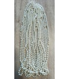 Fil de perle en plastique