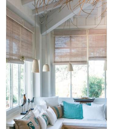Woven fabrics of wood
