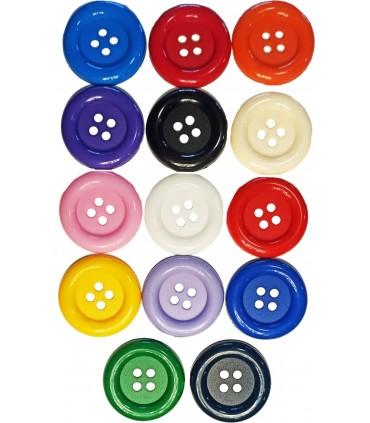 Botón Payaso