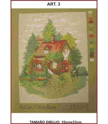 Tapestry of Cañamazo