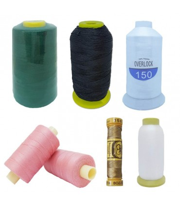 Polyesterfäden