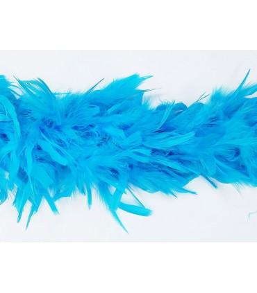 Boa de plumes épaisses